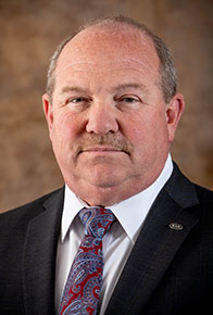Rick Photo for Board of Trustees