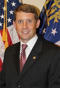 Commissioner Gregory C. Dozier
